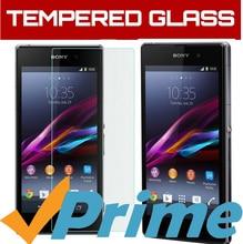 Screen Protector Tempered Glass sFor Sony Xperia Z1 L39H C6903 Glass Film De Protection Ecran En