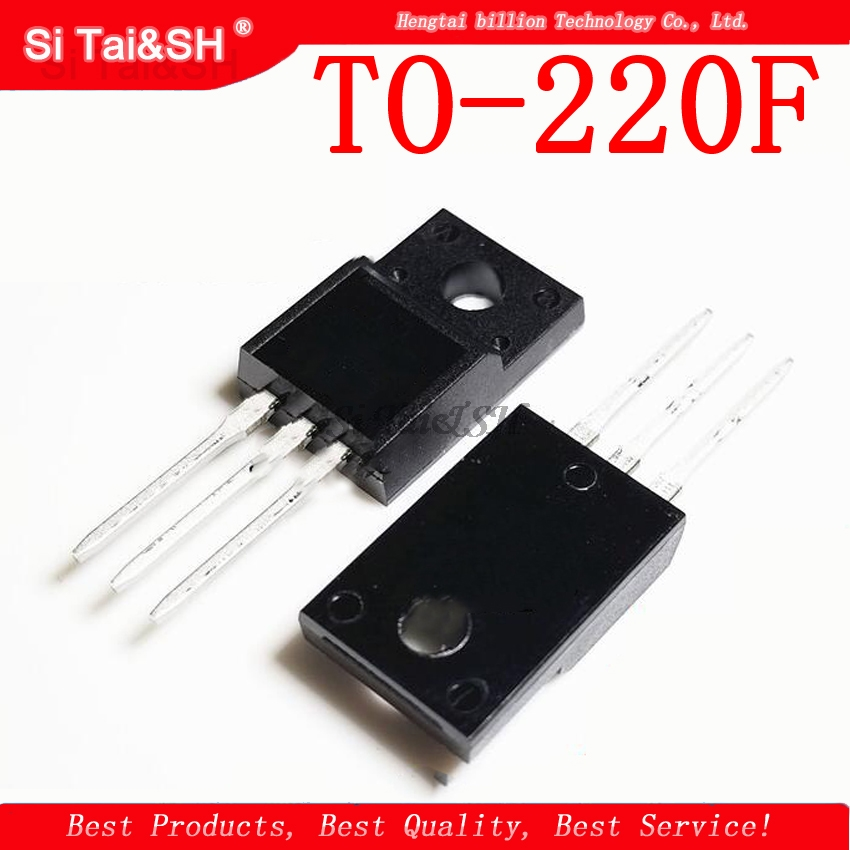 10pcs/lot FQPF10N60C TO-220 10N60C 10N60 TO220 FQPF10N60 New MOS FET Transistor