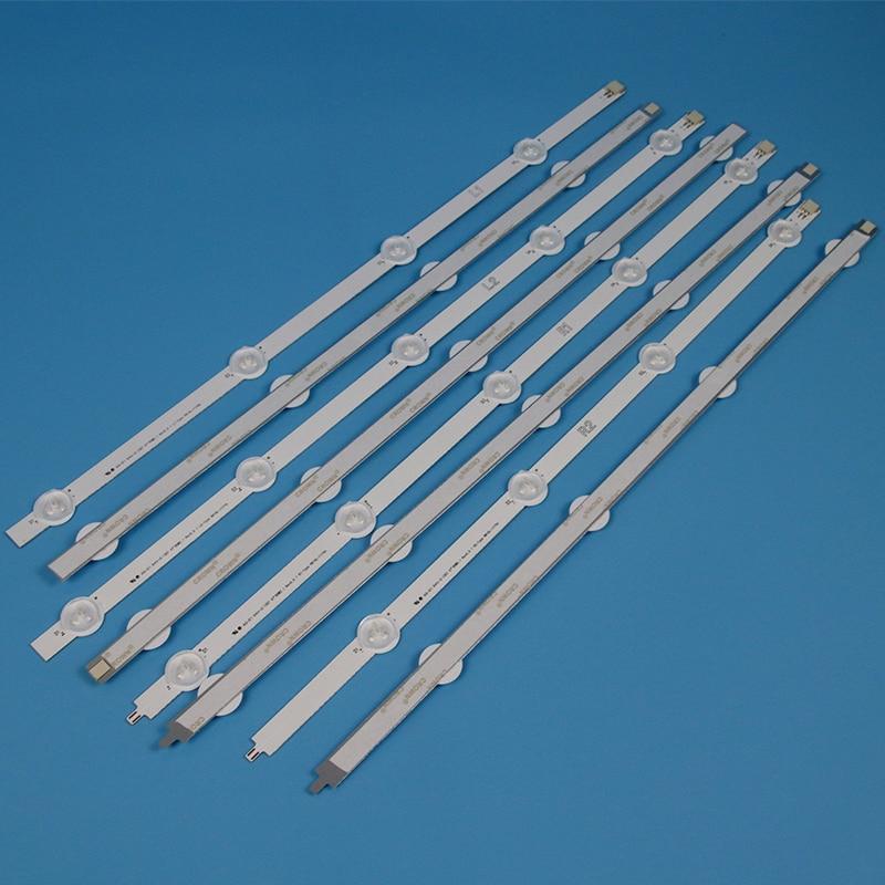 TV LED Backlight Strip For LG 47LN540V 47LN540U 47 inchs Backlight LED TV Bands Light Bars Lamps Strips Complete Set Replacement
