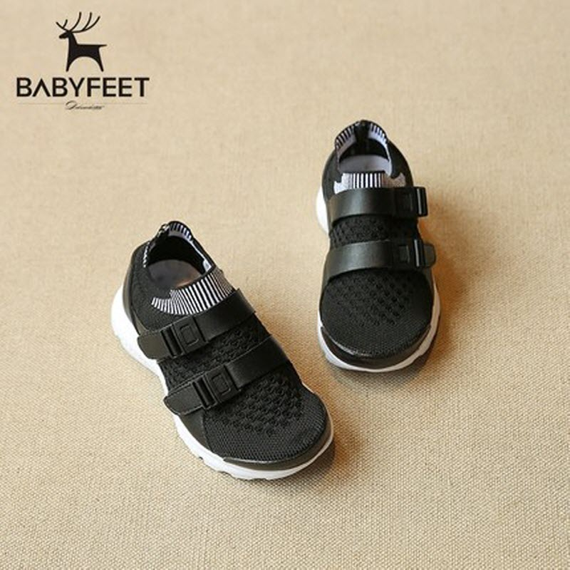 Babyfeet boys sports shoes breathable baby casual Sneakers girls spring autumn running shoes kids tenis infantil Children Shoes  children s shoes girls boys casual sports shoes anti slip breathable kids sneakers spring fashion baby tide children shoes