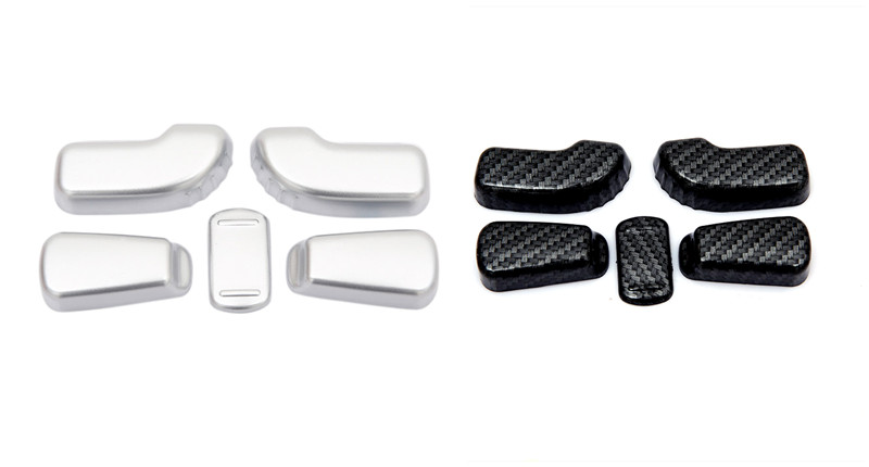 New For Renault Koleos 2017 Abs / Carbon Fibre Style Inner
