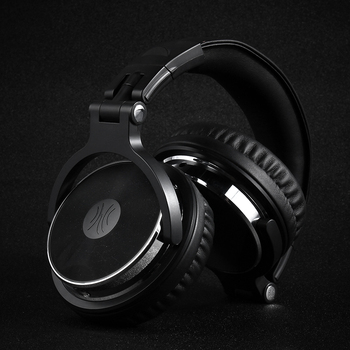 Oneodio Over Ear Headphones Hifi Studio DJ Headphone Wired Monitor Music Gaming Headset Earphone For Phone Computer PC With Mic 2