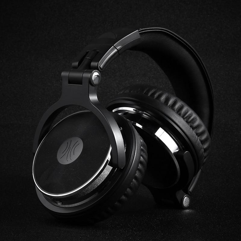 Oneodio Over Ear Headphones Hifi Studio DJ Headphone Wired Monitor Music Gaming Headset Earphone For Phone