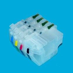 LC3011 LC3013 Navulbare inkt Cartridge met chip voor Brother MFC-J491DW MFC-J497DW MFC-J690DW MFC-J895DW Printer