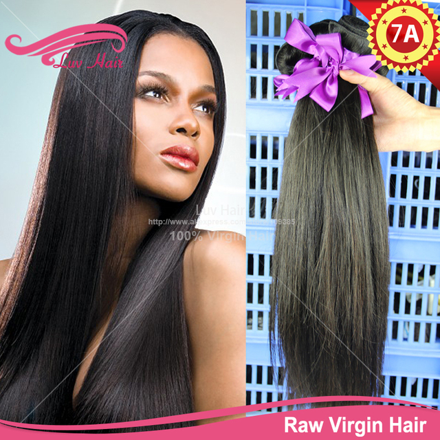 Virgin Brazilian Silky Straight Hair Weave Bundles 3pcs Hair