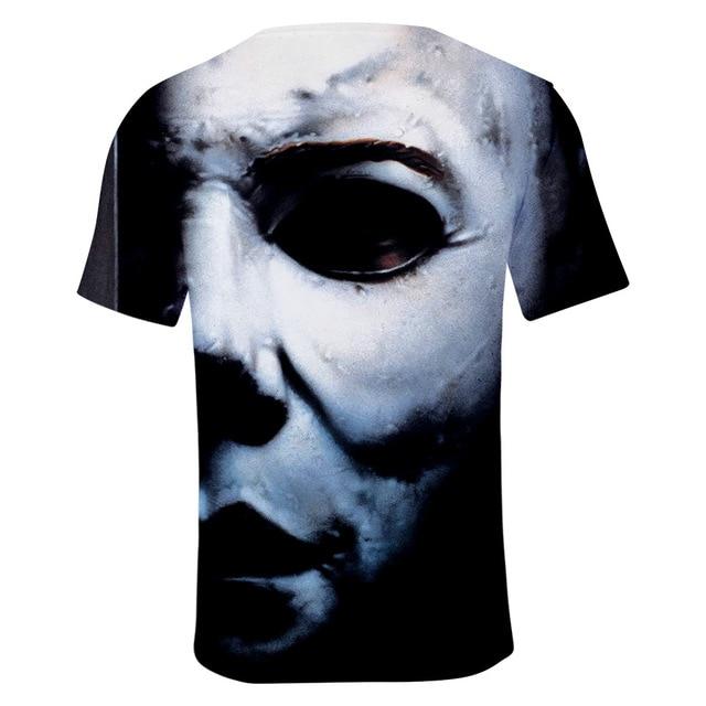 Michael Myers T Shirt Men Women Kid Tshirt Halloween Horror Movie 1