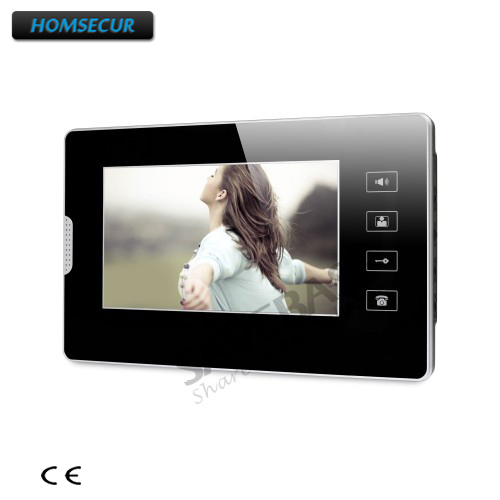 все цены на HOMSECUR 7inch XM704 Color Indoor Monitor for Video Door Phone Intercom System онлайн