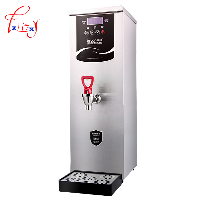 Automatic water boiler 10L electric hot heating water boiler Milk Foam Machine kettle tank drinking water machine KW-8S 1PC 220v fully automatic electric milk formula hot and cold milk foam machine emf2w