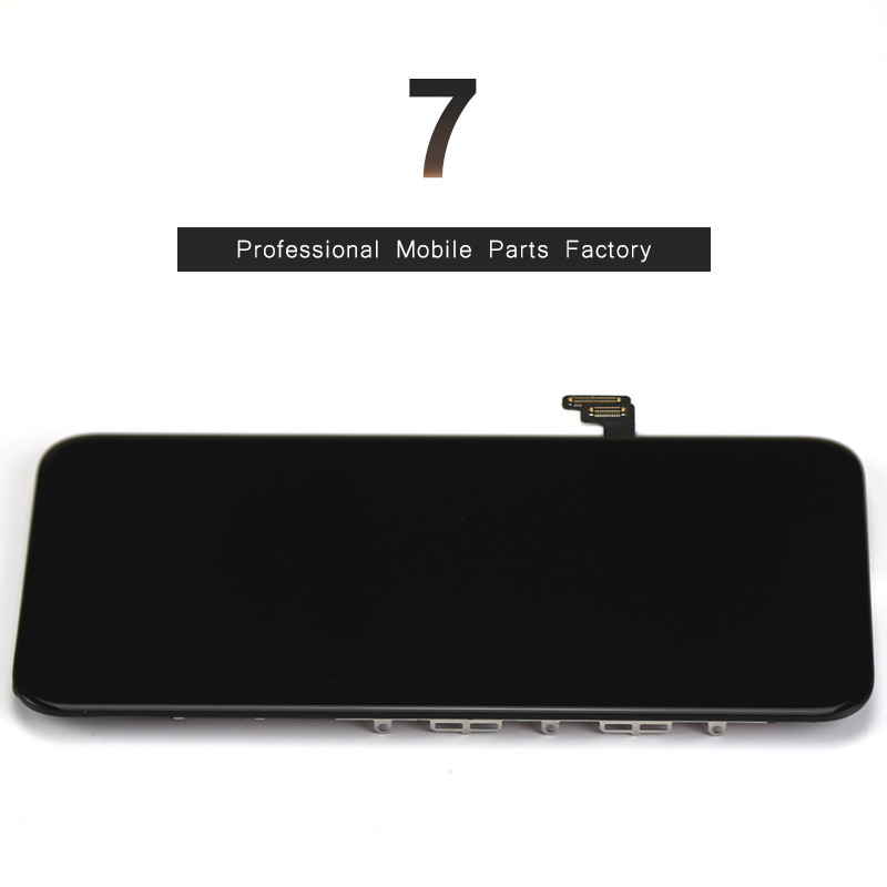 10pcs NO 1 For iPhone 7 LCD Screen For AAA Quality Touch Digitizer LCD Display Assembly