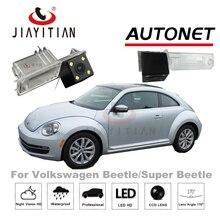 Jiayitian сзади Камера для Volkswagen Beetle/супер Жук New Beetle kafer HD CCD/Ночное видение/Обратный Камера/ резервное копирование Камера