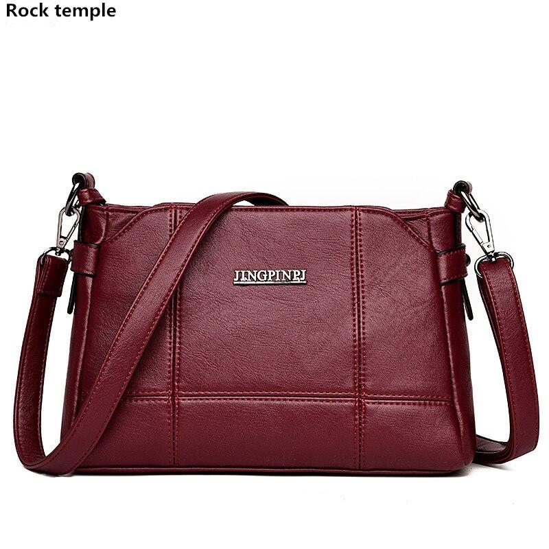 2018 Women Messenger Bags Genuine Leather Cowhide Tassel Ladies Satchel Handbags Real Skin Casual Woman Crossbody Shoulder