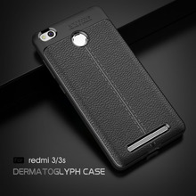 VOONGSON For Xiaomi Redmi 3 Pro Case Phone Protector Back Cover ShockProof TPU Soft Silicone 3s Prime S