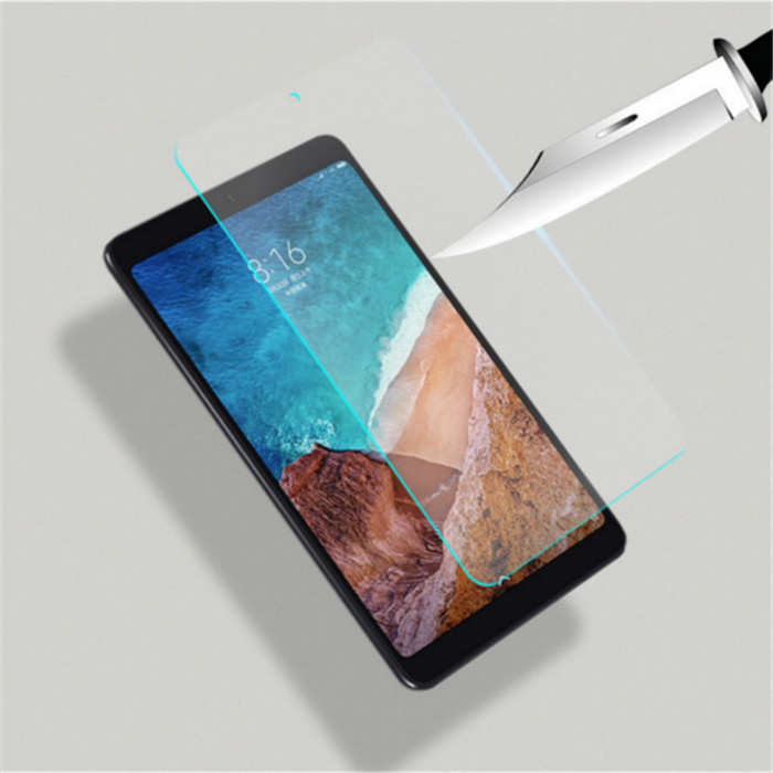 50Pcs 9H Tempered Glass Screen Protector Film for Xiaomi Mipad 4 Mi pad 4 8 Inch