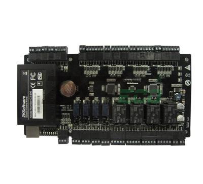 ZK C3 400 четырехдверная панель управления доступом TCP/IP linux система однодверная плата управления доступом - 2