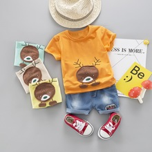 2019 Clothing for Baby Boys 1 2 3 4 Years Outwear New Children Boy Sets