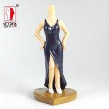 custom cake topper Creative gift birthday gift customized real doll custom clay dolls fixed resin body DR617