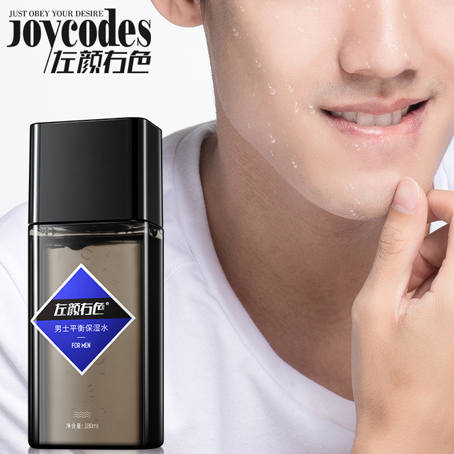 JOYCODES Male Moisturizing Facial Toner Anti Aging Shrinking Pore Minimizer Whitening Tonic Face Aftershave For Men Skin Care 1