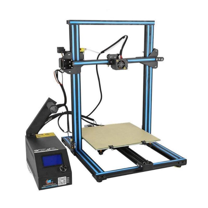 L'UE 3D Imprimante Creality 3D CR-10S kit de bricolage CR-10S 3D Imprimante Dua Z Tige Filament Capteur Détecte Reprendre Mise Hors Tension 3D Imprimante kit de bricolage