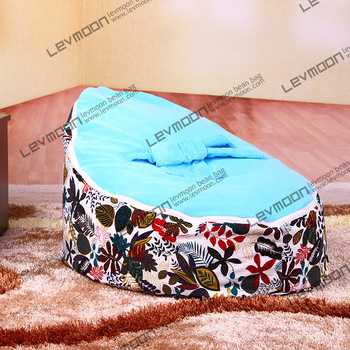 FREE SHIPPING baby bean bag with 2pcs sky blue cover baby bean bag seat cover baby bean bag chair blue sky чаша северный олень