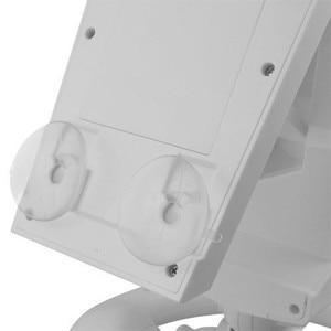 Image 3 - Biała wielokierunkowa oś Mari o Racing kierownica do gier stacja dokująca podstawa do konsoli Nintend Wii sterownik konsoli Wii akcesoria do gier