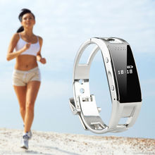 Bluetooth 3.0 Smart Wristband Watch – LED Display, Support SMS+Phonebook Sync, Remote Camera, Pedometer, Sleep Management