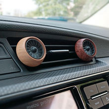 Деревянный металлический роскошный автомобильный освежитель