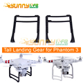 Phantom 3 Accessory High Extended Tall Landing Gear Skid Stabilizers for DJI Phantom 3 Professional Advanced Standard
