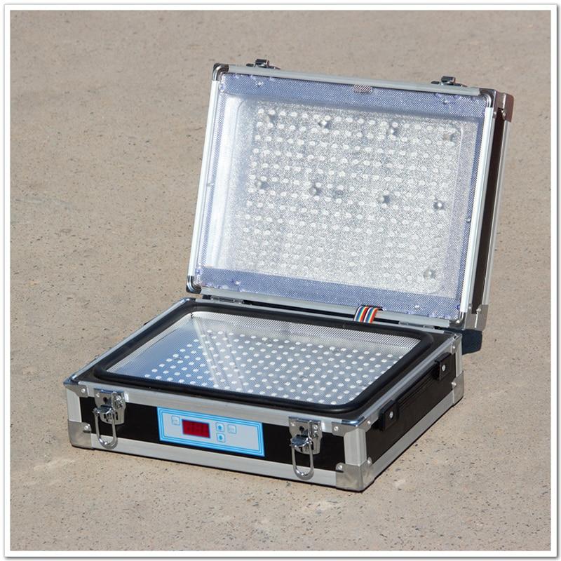 Intelligent double-sided LED UV light exposure machine PCB exposure box 220x320mm YIntelligent double-sided LED UV light exposure machine PCB exposure box 220x320mm Y
