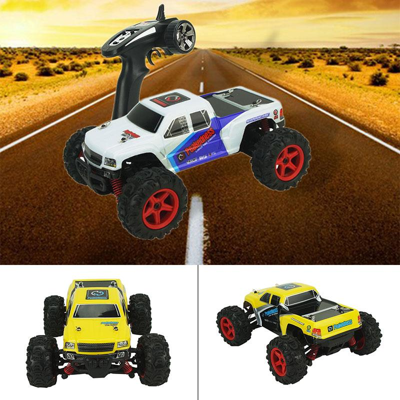 40KM/H High Speed RC Car 1:24 2.4Ghz Full Proportional RC Car Radio Control Rechargeable Off-Road RC Car Toy for child best gift top high speed full teeth piston