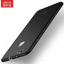 MSVII Бренд для Huawei Nova телефон случаях Сельма Силиконовый скраб крышка Для Huawei Nova задняя крышка случаи 360 Полная Защита корпус