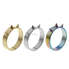 Finger-Weapons Punk-Rings-Protector Self-Defense-Ring Glass Survival Breaking Outdoor