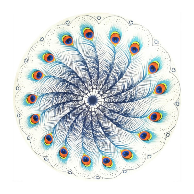 87359e28ecef 150 150cm Women Indian Persian Peacock feather Printed Mat Round Chiffon  Shawl Tapestry Retro Wall Hanging Towel Beach Mats - us210