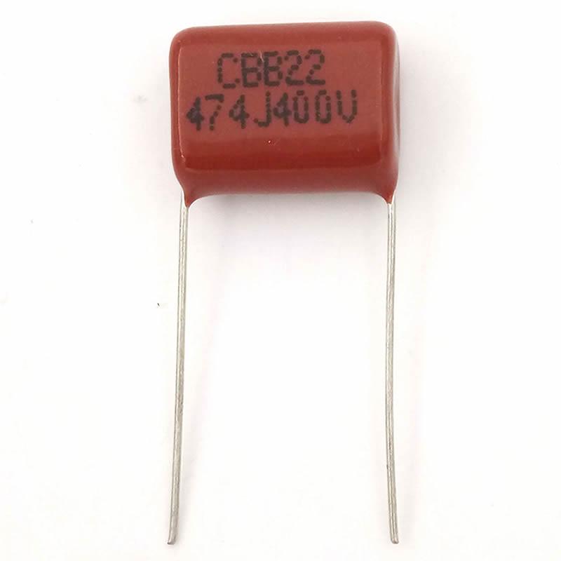 MCIGICM 1000 pcs  474 470nF 400V CBB Polypropylene film capacitor pitch 15mm 474 470nF 400V