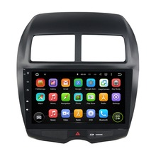 10.1 inch 1024*600 Android 5.1 Car Raido for MITSUBISHI ASX Capacitive touch screen GPS Navigation WiFi 3G without canbus