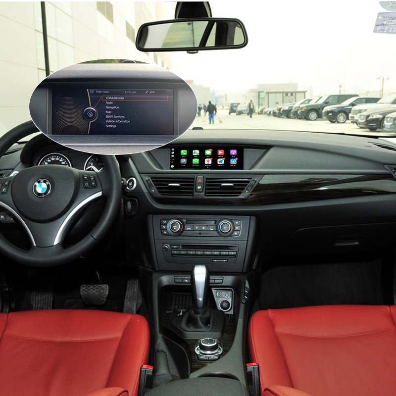 Image 3 - Joyeauto ワイヤレス apple carplay bmw cic 6.5 8.8 10.25 インチ 1 3 5 6 7 シリーズ X1 X3 X5 x6 Z4 2009 2013 アンドロイド自動車再生車載テレビ受信機   -