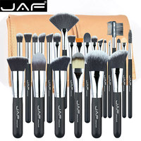 JAF Pro Makeup Brushes 24 Pcs Premiuim Foundation Powder Make Up Brushes Set Cosmetic Beauty Blending