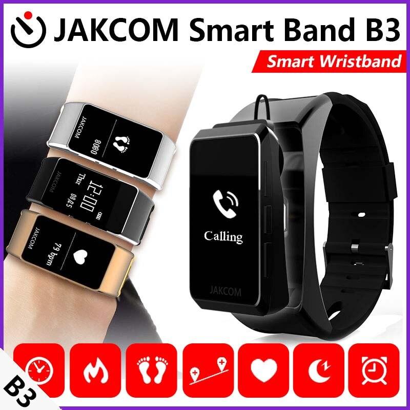 Jakcom B3 bande intelligente nouveau produit de bracelets comme Reloj Hombre Xaomi bande 2 bracelet intelligent fréquence cardiaque