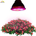 Full spectrum LED Grow light 21W 6Red+1Blue E27 led plant growing lamp Hydroponic Flowering Free shipping