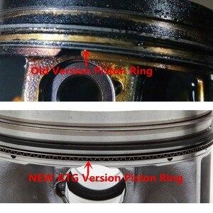 Image 4 - Yeni 06L 107 065 K motor Piston ve ATG yükseltme Piston halkaları kiti pimi 23mm VW Sharan Passat audi A4 A8 Q5 Q7 2.0TFSI 06H198151C