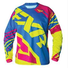 Mens Cycling Jersey Costume motocross jersey Bicycle Ropa Mountain Bike Clothes