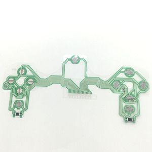 Image 4 - 30PCS Green  Keypad Replacement Part Conductive Film for Sony Playstation 4 PS4 Controller