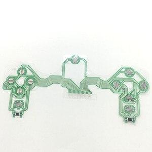 Image 4 - 30PCS Groene Toetsenbord Vervanging Deel Geleidende Film voor Sony Playstation 4 PS4 Controller