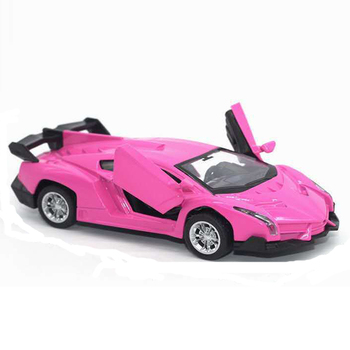 Pull Back Sports Car Alloy Diecast Model Car Toy  For Kids Birthday Christmas Gifts Toys Collection