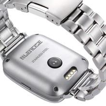 LENCISE Neue L28 Bluetooth Smart Uhr für Iphone Android IOS Handgelenk Tragen Smart Uhr mit Herzfrequenzmessung Smartwatches