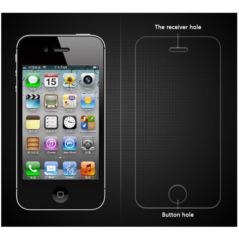 Γυαλί για το iPhone4 5 5S SE 5C Premium - Ανταλλακτικά και αξεσουάρ κινητών τηλεφώνων - Φωτογραφία 5