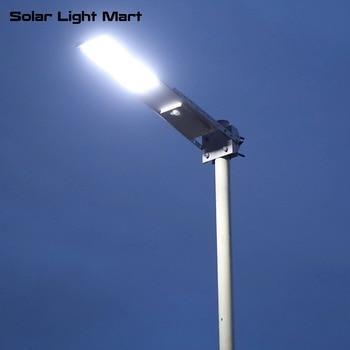 ألفا 2020X في الهواء الطلق مستشعر حركة مضاد للماء إضاءة ليد تعمل بالطاقة الشمسية القطب الجدار مصباح ممر الشارع لحديقة 3 أوضاع العمل