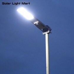 Alpha 2020X Exterior 3 modo de trabajo sensor de movimiento automáticamente energía solar LED luz de la calle polo pared camino lámpara solar para el jardín