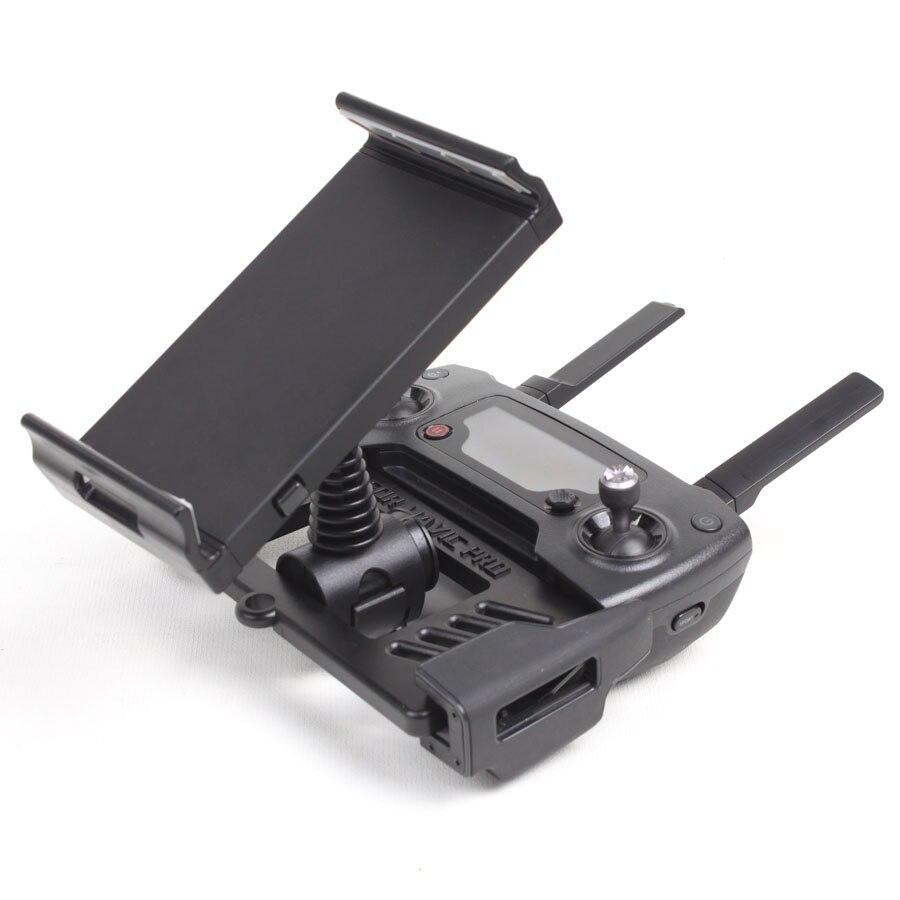 DJI Mavic Pro RC DRONE 4-12 Inch Remote Controller Bracket Tablet Phone Holder DJI Mavic Pro Mount Stretch Bracket Clip drone x pro