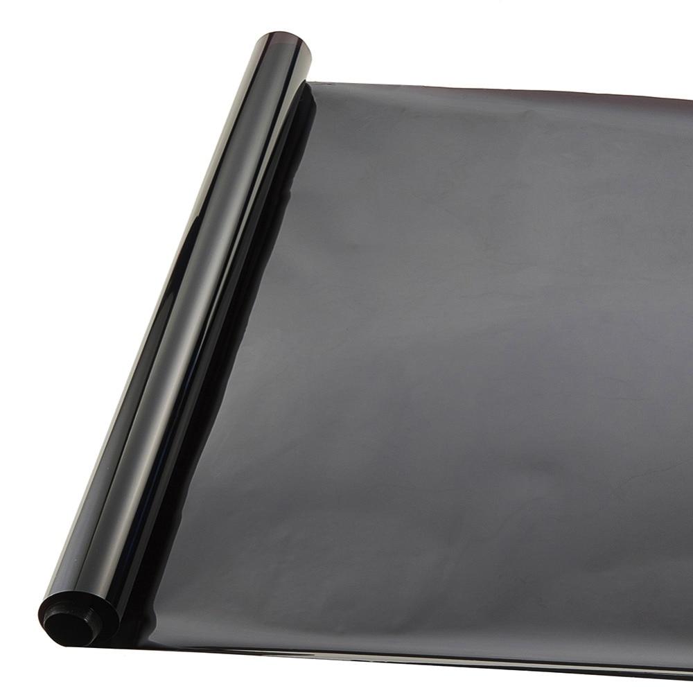 50 смx300 см цёмна-чорны аўтамабіль для - Знешнія аўтамабільныя аксэсуары - Фота 4