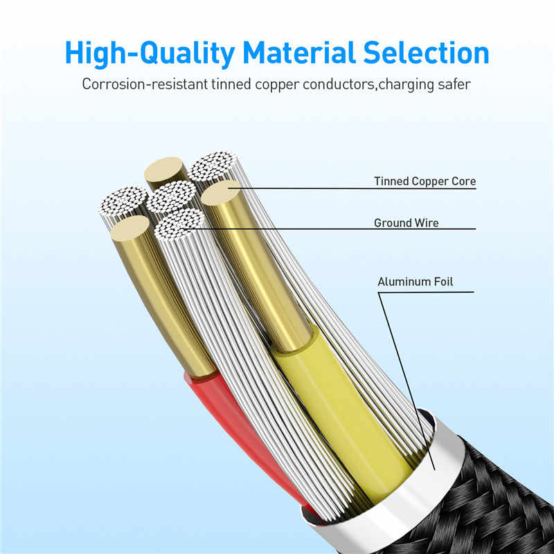 Suhach 1m 2m Magnetische Kabel LED Micro usb Typ C Magnetische Usb-ladekabel Für iPhone X 7 8 XS Max XR Huawei Samsung xiaomi LG